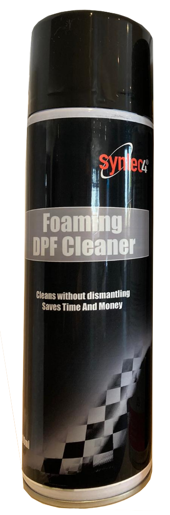 Syntec4 Foaming DPF Cleaner